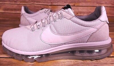 96daa5d3be1 NWB Nike Air Max LD ZERO Men s Size 7.5 Pure Platinum Trainers 848624-004