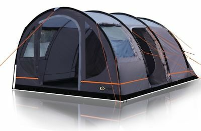Tunnel Tent Portal Gamma 5 Person Tent with 4000 mm Water Column Family Tent