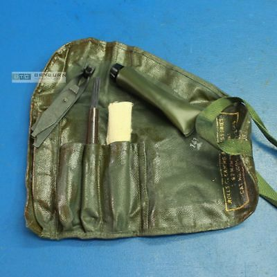 Australian L1A1 SLR Accessories Cleaning Kit - Early Vietnam Issue