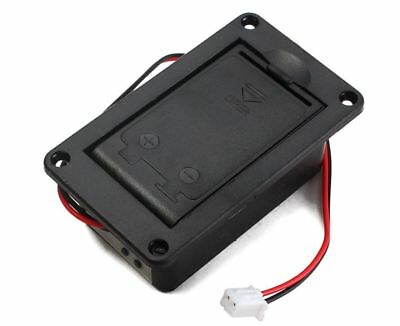 Side Mount 9 Volt Battery Box for Active Preamp Guitar//Bass EP-BOX-SM
