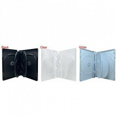 6 Disc DVD Cases 22MM (6 DVD)