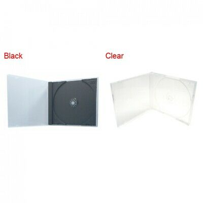 STANDARD Single VCD PP Poly Cases 10.4MM