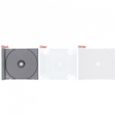 STANDARD CD Jewel Case (Tray Only, NO Cartons)