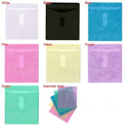 CD Double-sided Plastic Sleeve