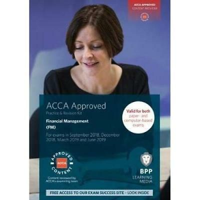ACCA Financial Management: Practice and Revision Kit BPP Learning Media