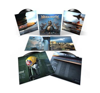 Megadeth - Warheads On Foreheads 4-Lp New Mint Pre-Order 22.3.2019