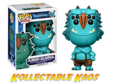 Trollhunters - Blinkous Galadrigal Pop! Vinyl Figure (RS)
