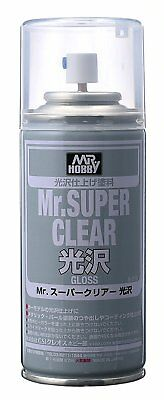 Gunze Sangyo MR HOBBY Mr. Super Clear Gloss (170ml) #B-513