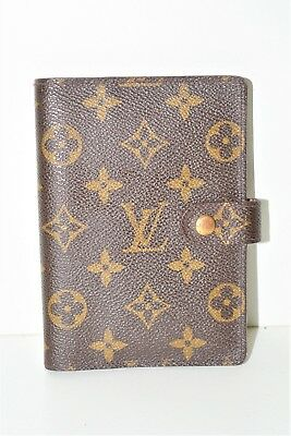 LOUIS VUITTON, COUVERTURE Agenda PM en toile monogram - EUR 109,90 ... b8fd33c656e