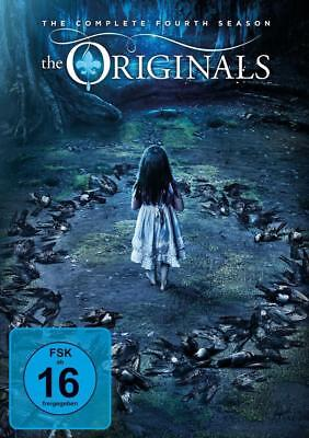 The Originals -  Die komplette Staffel 4  [3 DVDs] NEU OVP