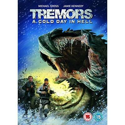 Tremors: A Cold Day in Hell [DVD] DVD
