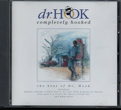 DR HOOK - Completely Hooked (The Best Of Dr Hook) - CD Album *Hits**Collection*