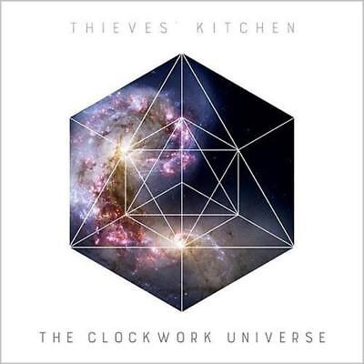 Thieves Kitchen - Clockwork Universe ALL TRAPS ON EARTH CD NEU OVP