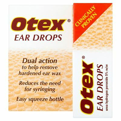 Otex Ear Wax Removal Drops­ 8Ml