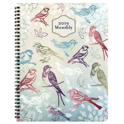 2019 Woodlands Monthly Appt Planner, Monthly Planners by Payne Publishers