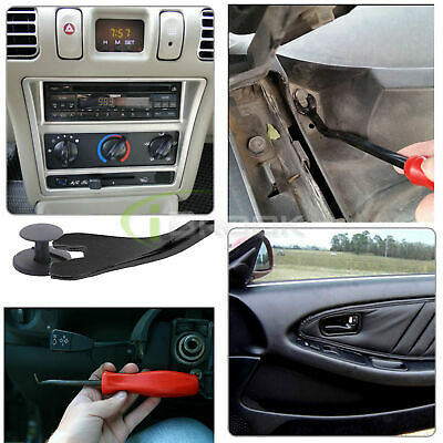 New Car Door Panel Remover Body Retainer Clip Auto Trim Upholstery Pry Tool 5873