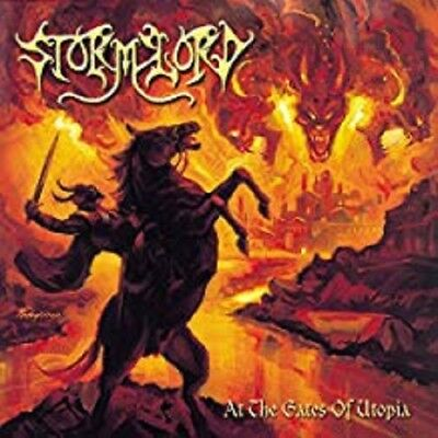 Stormlord At The Gates Of Utopia (re-release) re release New CD