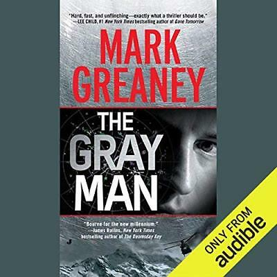 The Gray Man by Mark Greaney (Audiobook)