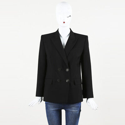 Givenchy Wool Blazer Jacket SZ 38
