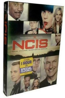NCIS Season 15 DVD Brand New Sealed All UK DVD Players Compatible