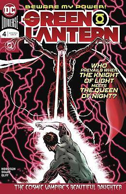 Green Lantern #4 Beware My Power Queen of Night DC Comic 1st Print 2019 NM