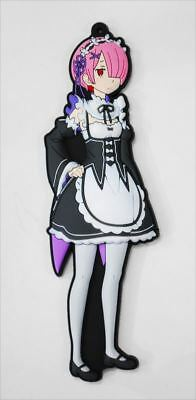 """Re:ZERO -Starting Life in Another World- Rubber Strap - Ram 6"""""""