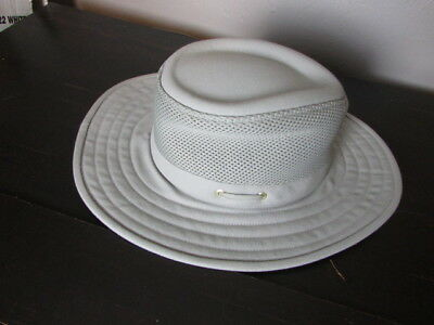 CANADIAN OUTDOOR HAT Tilley adventure style by Earth Ragz size M ... 8c418fd769c4