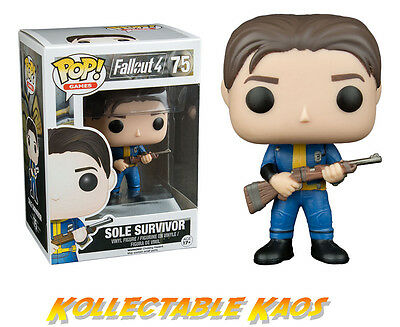 FUNKO POP! FALLOUT: Locksmith - Play & Collect Exclusive