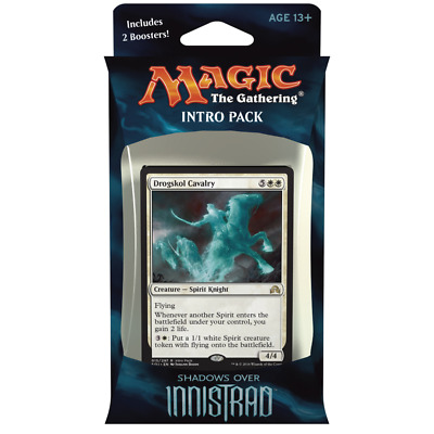 MTG SHADOWS OVER INNISTRAD * Shadows over Innistrad Intro Pack - Ghostly Tide