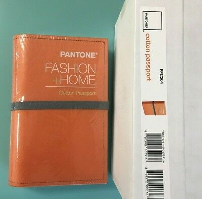 Pantone Cotton Passport FFC204 inkl. Color manager Software Download