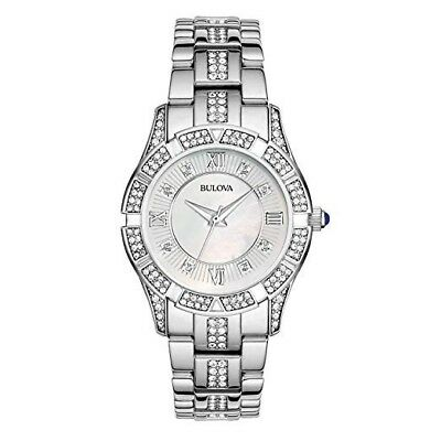 Bulova Women's Watch Crystals Collection 96L116