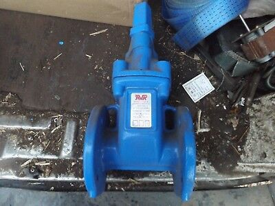 AVK Flanged gate valve to  BS 5163-1 50mm with 160mm flange