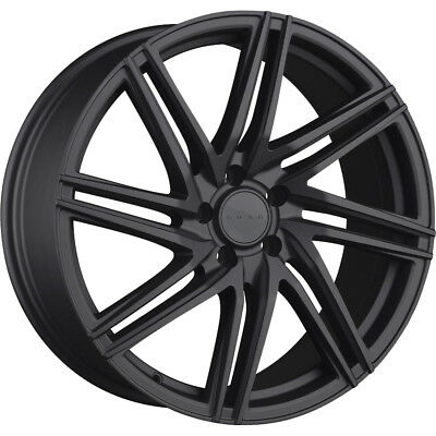 17x7 Machined Black Wheel Drag Concepts R16 4x100 4x4 5 40