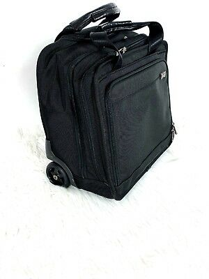 Victorinox Swiss Army Wheeled Laptop Case Architecture 3.0 San Marco Black