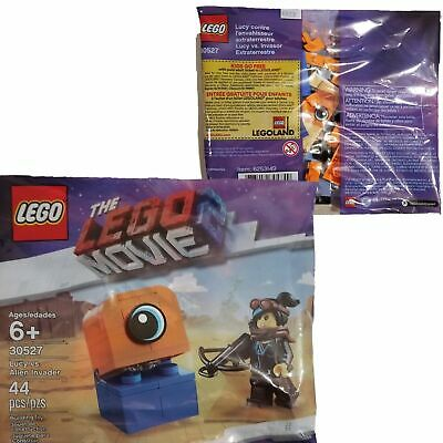 The LEGO Movie 2 Lucy vs Alien Invader Kid Free Legoland Ticket Coupon!