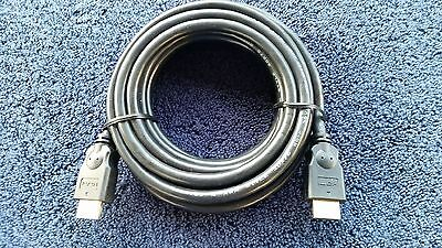 Lot of 4, 12 ft (140 in.) HDMI premium Cable,  AWM 30v , 12ft hdmi cable