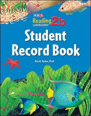 READING LABS 2B STUDENT RECORD BK, Parker, Don H., 9780076017768