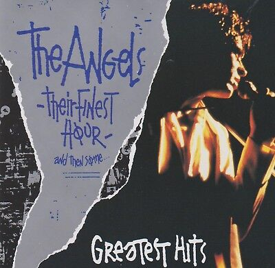 The Angels  Their Finest Hour...And Then Some (Greatest Hits) CD