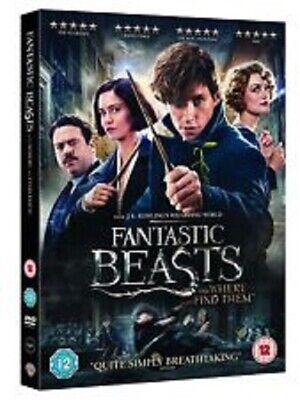 FANTASTIC BEASTS ( Where to Find Them ) dvd