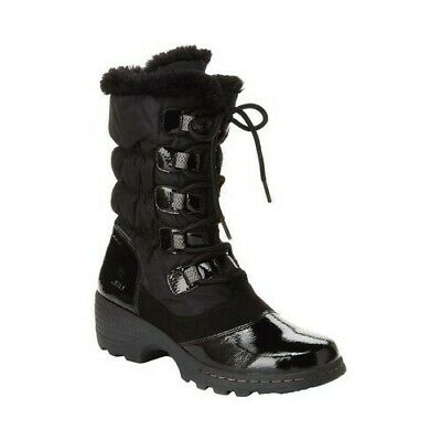 937d88df7760 NEW Jambu By JBU Women s Weather Boots - Black - Size  8