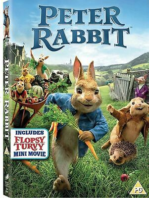 Peter Rabbit DVD