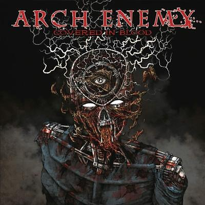 Arch Enemy - Covered in blood CD #123625