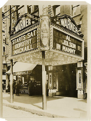 Jack Thamm ARCHIVE OF 14 ORIGINAL PHOTOGRAPHS OF MOVIE THEATER MARQUEES #137845