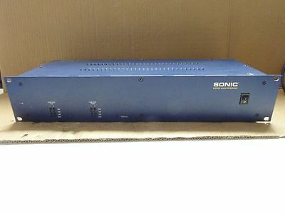 SONIC SOLUTIONS Stereo Audio Interface