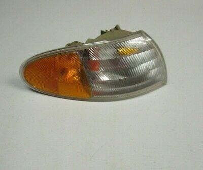 Clear and Amber Lens Passenger Side Corner Light For Contour 95-97