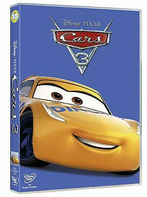 Dvd Cars 3 - (2007) Disney .......NUOVO