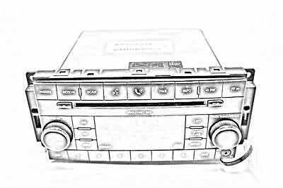 Audio Radio Tuner Receiver W/O Navigation 39100T5RA71 Fits 15-17 Honda Fit OEM