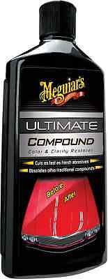 Meguiar's Ultimate Compound Color & Clarity Restorer for Oxidation & Scratches