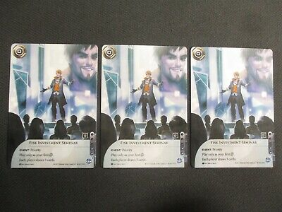 Litko Android Netrunner LCG Pack of 15 Plastic Acrylic Red Tracking tokens