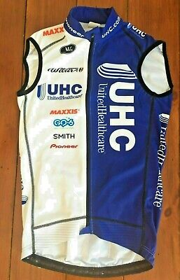 Vermarc United HealthCare Wilier Thermal Cycling Vest w pockets 21.5